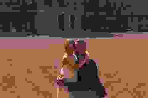 """David Beckham chia sẻ ảnh """"độc"""" nhân dịp sinh nhật """"công chúa nhỏ"""""""