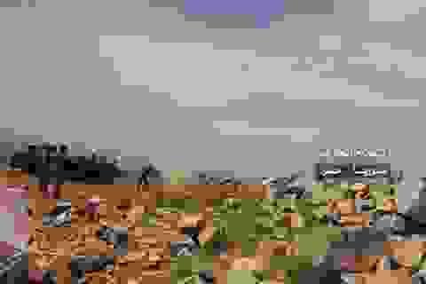 Đàm phán Astana đổ vỡ, quân Assad xoay trục chiến lược
