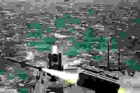 Tên lửa đánh chặn của Mỹ đánh trượt mục tiêu