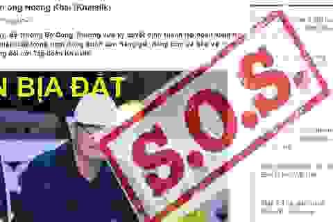 Đề nghị cấm xuất cảnh ông chủ Khaisilk: Tin bịa đặt lan tràn