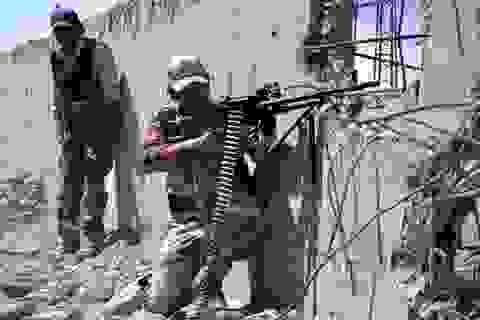 IS dời đại bản doanh từ Raqqa về Deir Ezzor