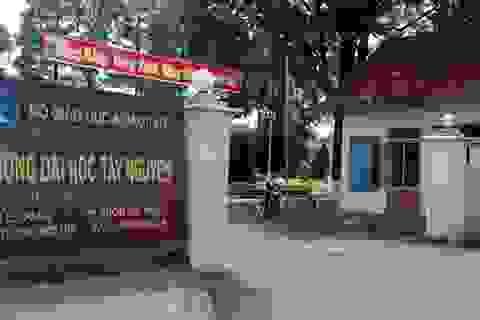 Cán bộ trường Đại học Tây Nguyên bị bắt quả tang đánh bạc