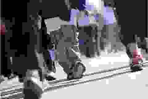Đi bộ nhanh giúp người trung niên cải thiện sức khoẻ