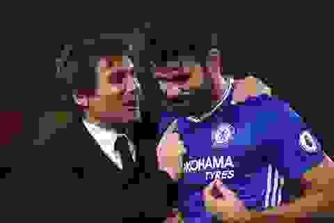 Bị gạch tên ở Chelsea, Diego Costa tuyên bố ra đi