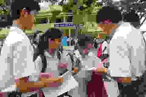 Điểm sàn đại học không còn ý nghĩa với tuyển sinh của các trường?