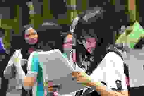 TPHCM: Hơn 10.000 thí sinh đạt 8 điểm trở lên môn Giáo dục công dân