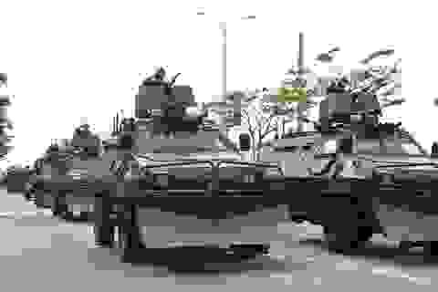 Phương án an ninh đặc biệt tại Tuần lễ cấp cao APEC