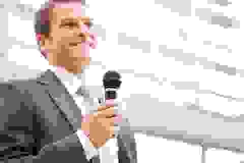 5 bí quyết nói trước công chúng để phát triển doanh nghiệp