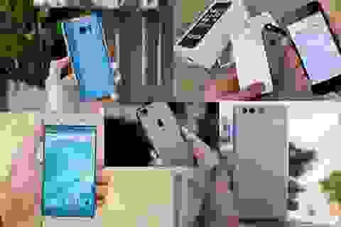 Smartphone giảm đến 2 triệu đồng cho mùa mua sắm 8/3