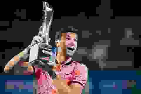 Dimitrov vô địch Brisbane, Bautista-Agut đăng quang ở Chennai
