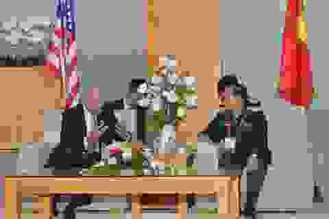 Việt-Mỹ xử lý thành công dioxin tại sân bay Đà Nẵng