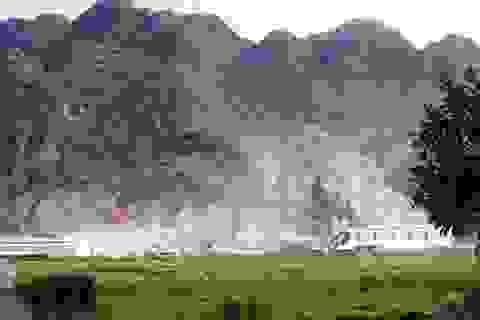 Bài 1: Tan nát con đường du lịch xứ Thanh