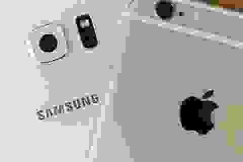 Apple vượt Samsung thành hãng smartphone lớn nhất thế giới trong quý IV