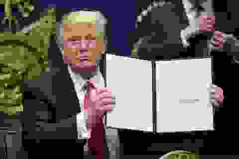 Ông Trump chuẩn bị ký sắc lệnh di trú mới