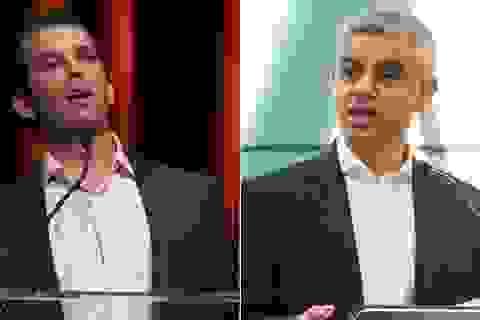 Con trai ông Trump chỉ trích Thị trưởng London sau vụ tấn công gần quốc hội Anh