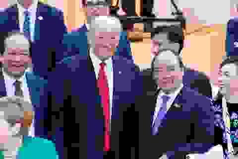 Tổng thống Donald Trump tới Việt Nam: Đưa quan hệ hai nước lên tầm cao mới
