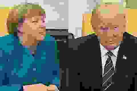 Nhà Trắng lý giải việc ông Trump không bắt tay Thủ tướng Đức khi hội đàm