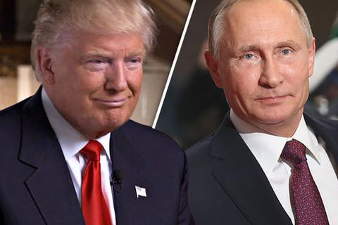 Tổng thống Trump, Putin sắp gặp nhau lần đầu tiên