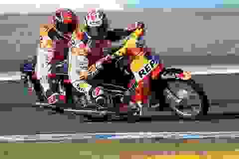 Đương kim vô địch MotoGP M.Marquez có biết chạy xe Honda Super Cub 110?