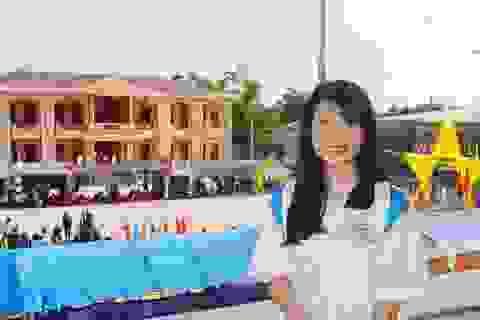 Nữ sinh tốt nghiệp đại học loại giỏi tình nguyện nhập ngũ