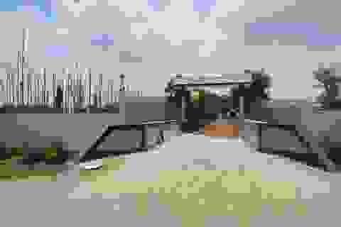 """Tổng giám đốc công ty cấp nước xây khu biệt thự """"khủng"""" không phép"""