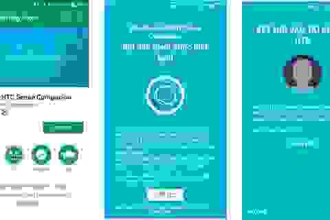 HTC Sense Companion đã có cập nhật qua giao thức OTA, hỗ trợ tiếng Việt chuẩn