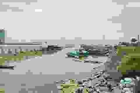 Dừng thi công công trình thuộc dự án bến du thuyền Đà Nẵng