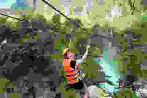 Quảng Bình sẽ có công trình Zipline dài nhất thế giới