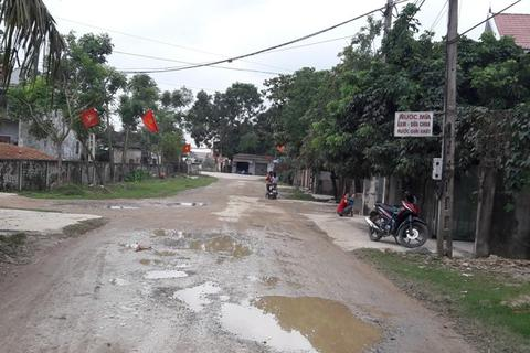 Nghệ An: Đường cứu hộ cứu nạn sau gần một thập kỷ vẫn không triển khai được