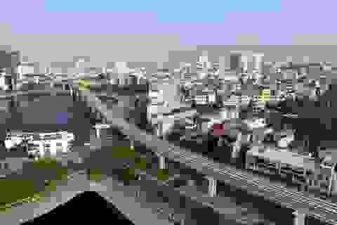 Chốt hạn hoàn thành 2 tuyến đường sắt đô thị của Hà Nội
