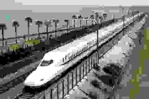 Đường sắt tốc độ cao: 90% lệ thuộc vào nước ngoài