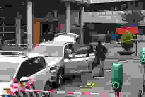 Bắt cóc con tin tại đài phát thanh Hà Lan