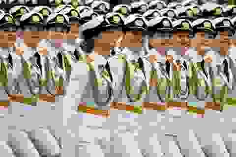 Những hình ảnh ấn tượng trong lễ duyệt binh Ngày Chiến thắng của Nga