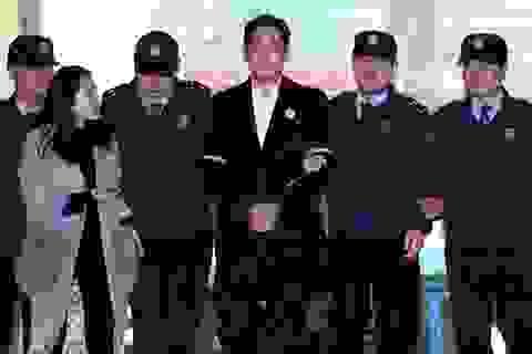 Bóng đen bê bối trong tập đoàn Samsung