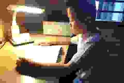 Cậu học trò lớp 4 giành Á quân cuộc thi tiếng Anh dành cho lớp 5