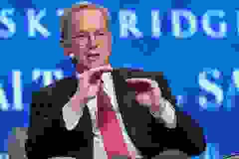 Chủ tịch Google từ chức sau 17 năm cống hiến