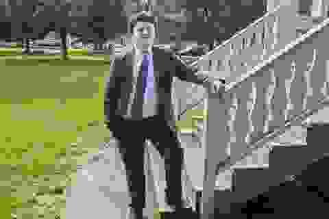 Cậu bé 13 tuổi tranh cử ghế thống đốc bang tại Mỹ