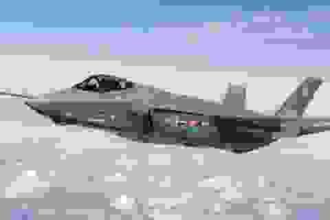 Mỹ lần đầu triển khai tiêm kích tàng hình F-35 tới Nhật Bản