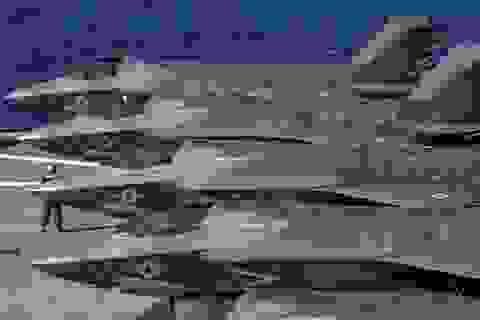 Đài Loan tính mua máy bay F-35 của Mỹ: Phép thử mới cho quan hệ Trump - Tập