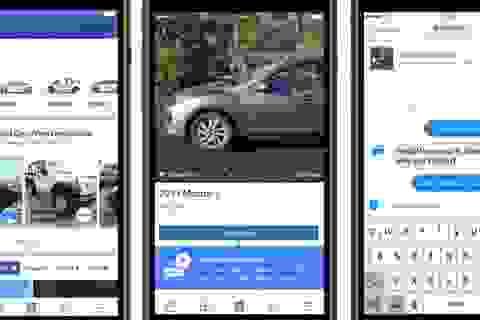 Mua xe ô tô trên Facebook - Tương lai không xa