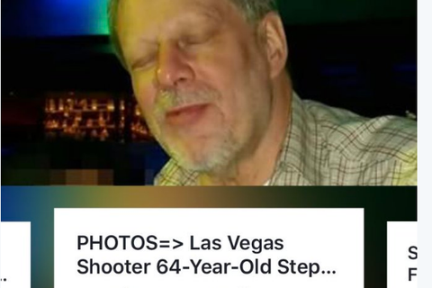 Tin tức giả mạo tràn lan trên Facebook, Google, Twitter sau vụ xả súng tại Las Vegas
