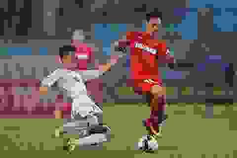 Đánh bại Than Quảng Ninh, Hà Nội FC khởi đầu thuận lợi