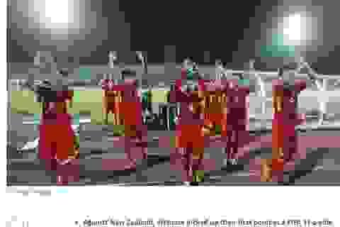 FIFA hết lời ngợi khen U20 Việt Nam