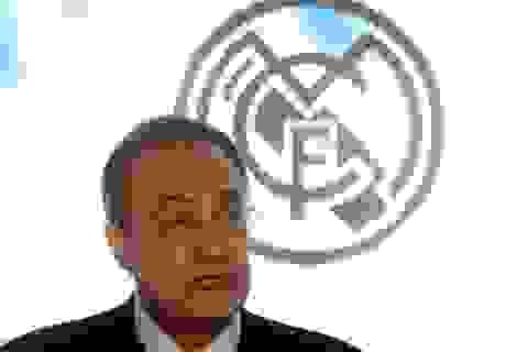 Chủ tịch Real Madrid lần đầu lên tiếng về vụ C.Ronaldo trốn thuế