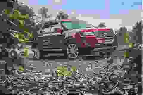 Trải nghiệm khả năng offroad của Ford Explorer