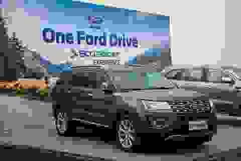 Ford Explorer - Nhân tố mới trong phân khúc SUV cỡ trung cao cấp
