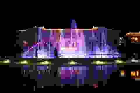 Hồ Tràm về đêm với sao và phép màu