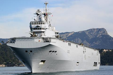 Mỹ, Nhật, Anh, Pháp tập trận hải quân thị uy sức mạnh