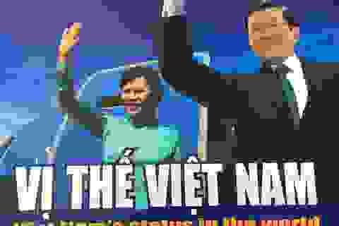 Vị thế Việt Nam - thành tựu nổi bật của công tác ngoại giao