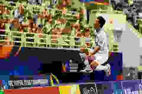 Thái Sơn Nam giành huy chương đồng giải futsal các CLB châu Á 2017